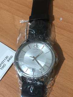 🚚 全新正品Calvin Klein 時尚手錶 ck