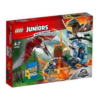 BNIB LEGO Juniors Pteranadon Escape set (10756)
