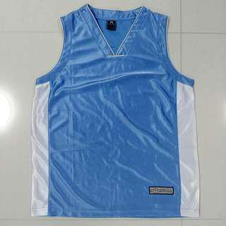Basketball Jersey blue & white