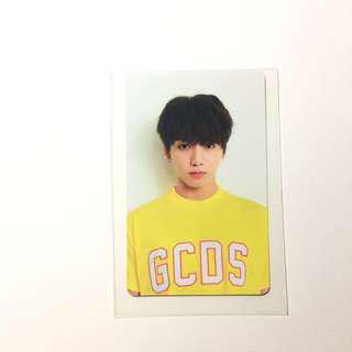 ( LF - F O U N D ✔ ) love yourself: her jungkook v version official photocard