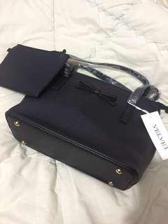 [NEW] Black Tote Handbag