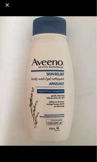 Aveeno body wash-532ml