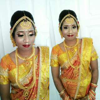 Bridal Makeup Services for all events