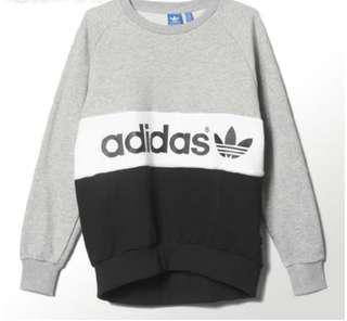 Adidas Crewneck Pullover