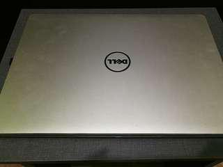 Dell notebook inspiron 7460 I5 7200U GD