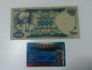 1000 Rp 1975