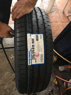 225/55/19 R36 Toyo Tyre
