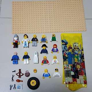 $40 Lego Minifigures     #sam2