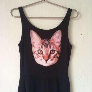 HnM Cat Dress