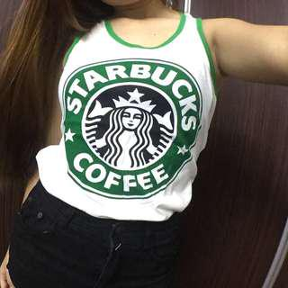 Starbucks Tank Top