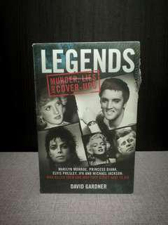 Legends by David Gardner
