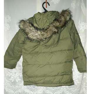Gap Winter Bubble Jacket