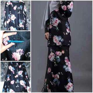 Baju Kurung Moden- Ej style