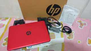 Laptop HP 14-am127 TX RED