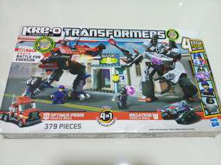 Kreo Transformers set