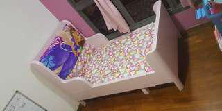 Children's bed (extendable) IKEA