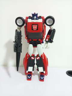 Transformers MP26 road rage.