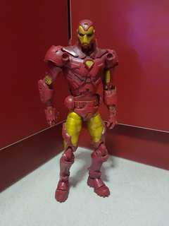 Marvel Ironman ICON detachable mask 12 inch figure