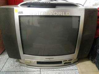 TV Polytron 14inch