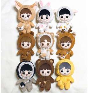 WTB EXO dolls