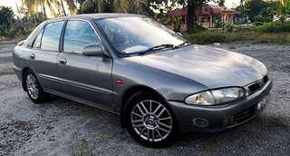 PROTON WIRA 1.8 LIMITED SPEC SPECIAL PRICE FOR CASH BUYER
