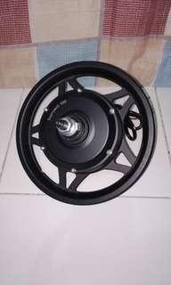 12 inch 48v 500w motor