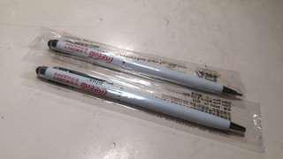 CocaCola Ball pen可口可樂黑色原子筆