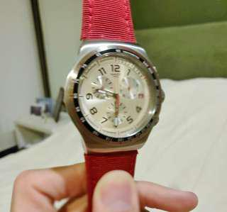 Swatch irony big size