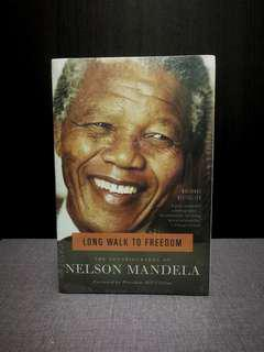 Long Walk to Freedom (the autobiography of Nelson Mandela=
