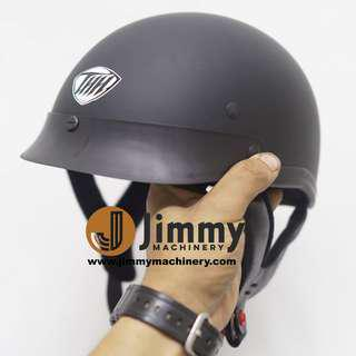 Chopper helmet half face DOT CERTIFIED