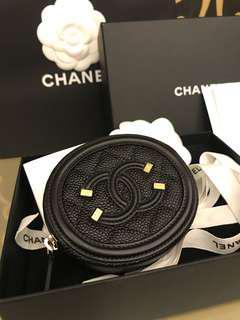 Chanel vanity 小圓 零錢包