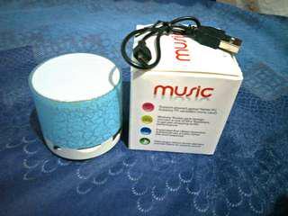 Speaker mini LED