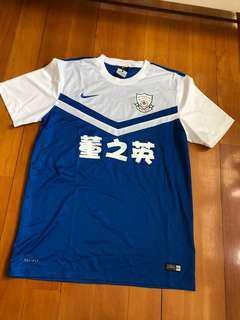 Nike 董之英足球校隊練習衫