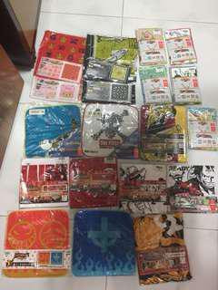One piece kuji handkerchief loose