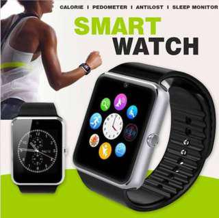 Modern Bluetooth Smartwatch With A Classic Touch! Crown Power Button!
