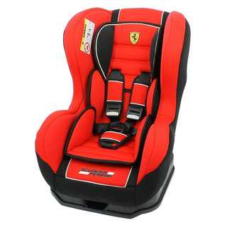 Carseat ferari