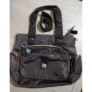 AUTHENTIC Brown Kipling Bag