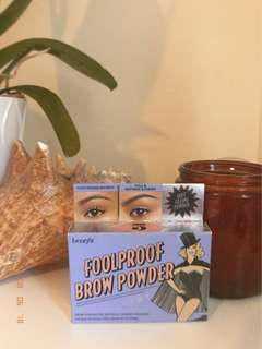 Benefit GoofProof brows