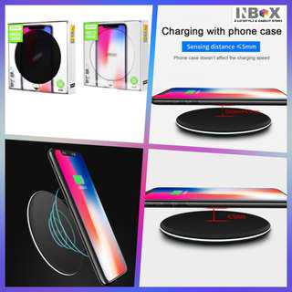 🚚 JOYROOM JR-W10 Pure Copper Coil Qi Wireless Charger