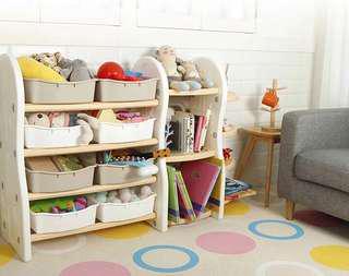 ifam shelf 韓國玩具收納架加書架