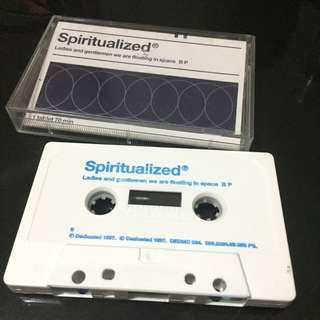 Spiritualized Cassette Ladies and Gentlemen We Are Floating In Space Kaset