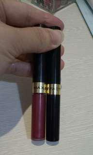 #DiskonRabu Lipstick MaxFactor LIPFINITY