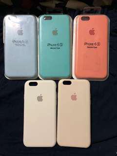 Apple Silicone case take all