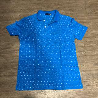 Bossini Dotted Pique Polo