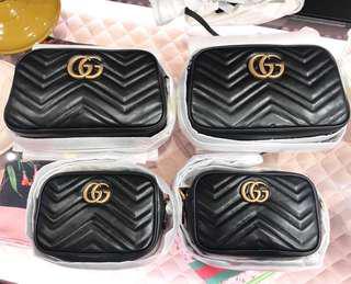 全新現貨Gucci GG Marmont mini small