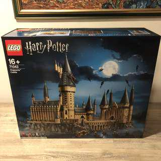 MISB Lego 71043 Harry Potter Hogwarts Castle