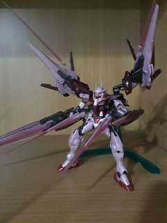 HG Gunpla OO Gundam Base Trans-am Raiser Clear Color
