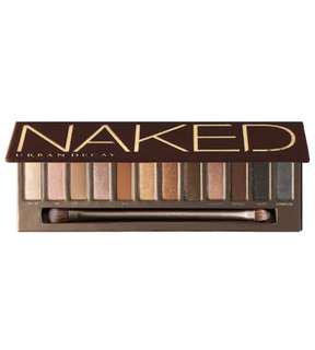 Brand New In Box - UD Naked palette