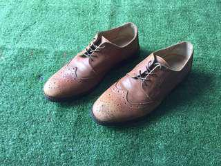 asos oxford brogue made in india
