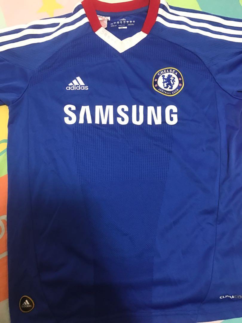 the latest 3854d c20f8 chelsea football club kit